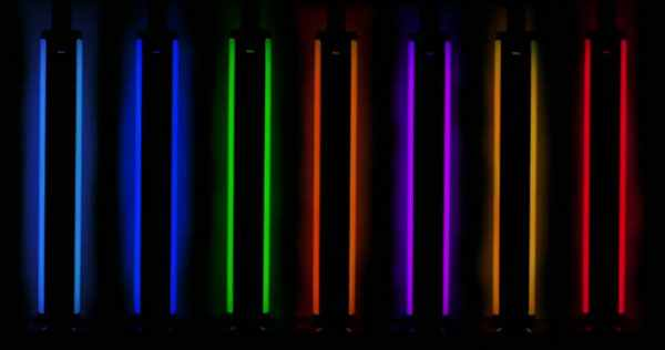 iHome LED Color Changing Tower Stereo Speaker System with Bluetooth for iPhone and iPod Colors