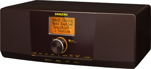 Sangean WFR-1 Table-Top WiFi Internet Radio with FM-RDS
