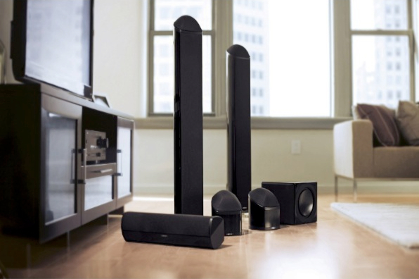Mirage OS3-FS Omnipolar Tower Floorstanding Speaker