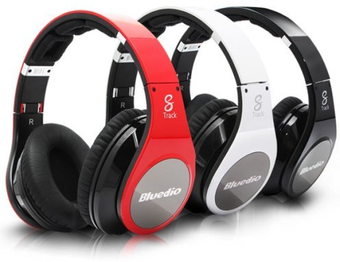 Bluedio Model R - BE FLY REVOLUTION Wireless & Bluetooth Noise Cancelling Headphones