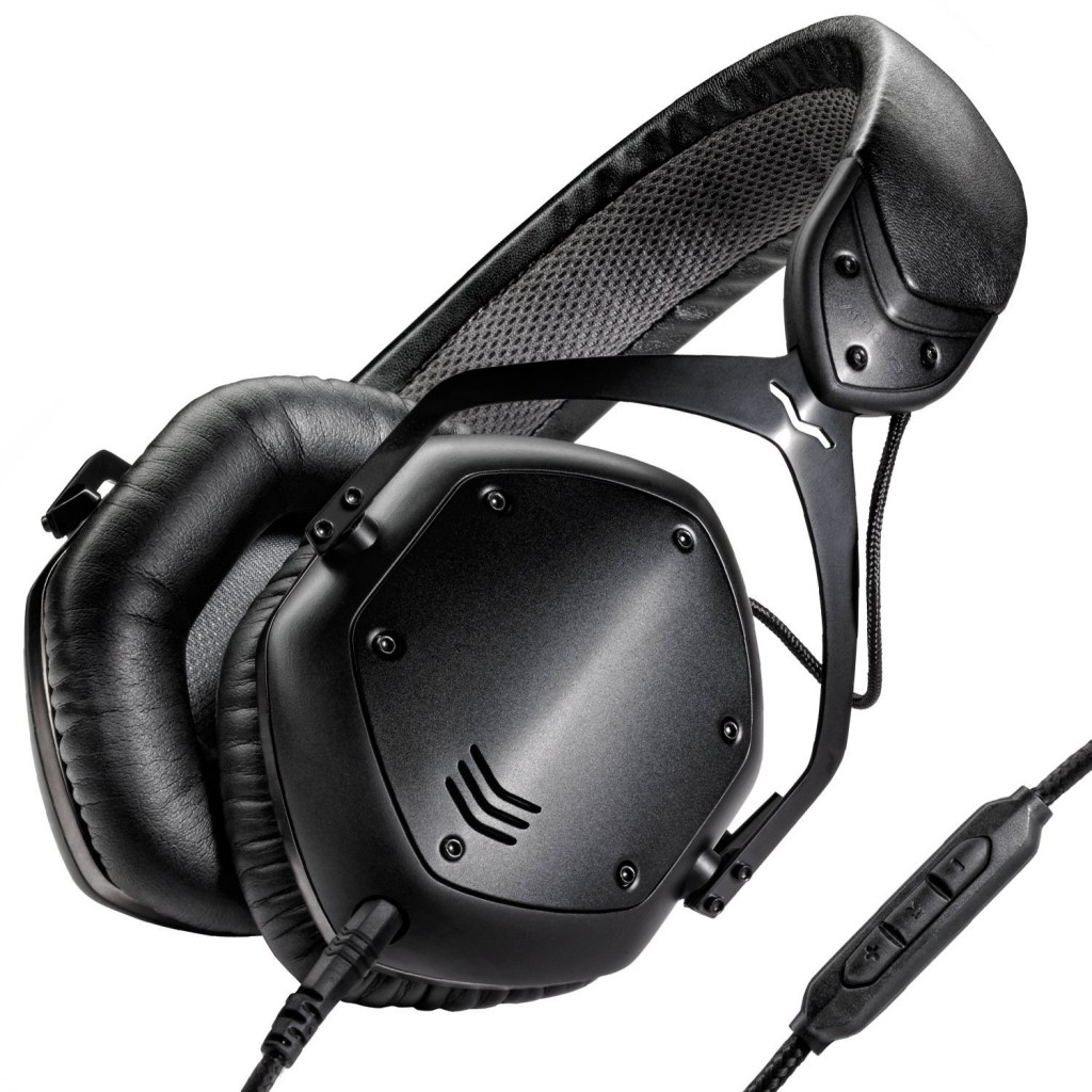 V-MODA Crossfade LP2 Limited Edition Over-Ear Noise-Isolating Metal Headphone