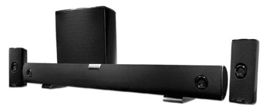 VIZIO VHT510 5.1-Channel Home Theater System